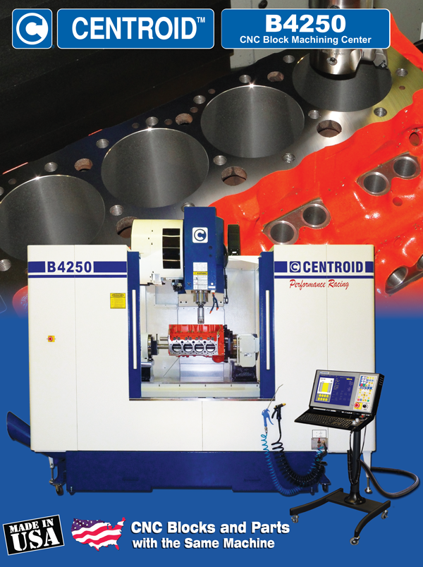 CNC Engine Block Machining Center