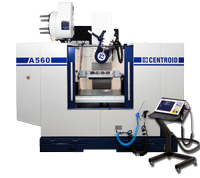 A560 High Speed 5-Axis Cylinder Head Porting Machine