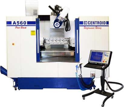 5 axis CNC cylinder head machine tool A560