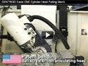 5 Axis CNC Porting Video with tool changer