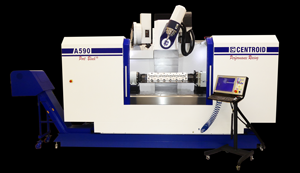 A590 5-axis CNC machining center