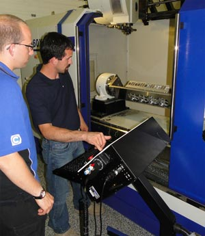 CENTROID CNC Training is comprehensive